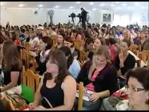 Reportagem - Seminário sobre o Autismo aconteceu em Campos Novos - 18/03/14
