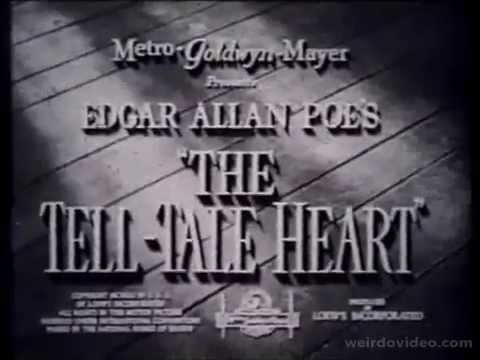 Edgar Allan Poe:  The Tell-Tale Heart - 1941