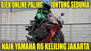Video Naik Motor Se-Harga Mobil, Yamaha R6 RNJ Motosport | Bro Omen MP3, 3GP, MP4, WEBM, AVI, FLV April 2019