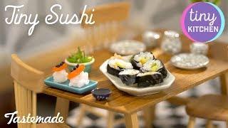 Tiny Sushi I Tiny Kitchen