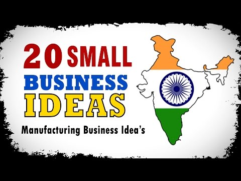 20 Best Small Business Ideas in India to Start Business for 2016-17