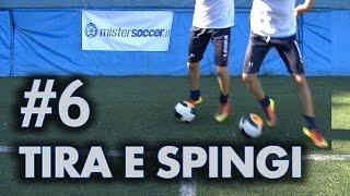 FINTA # 6 - TIRA E SPINGI (Ibrahimovic, Messi, Neymar)