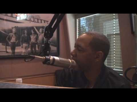 Comedian Mark Curry on 97.1 The Point