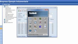 Tango - Toma de inventario y ajuste