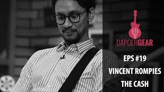 Video Dapoer Gear (Eps 19) - Vincent Rompies - The Cash MP3, 3GP, MP4, WEBM, AVI, FLV Desember 2018