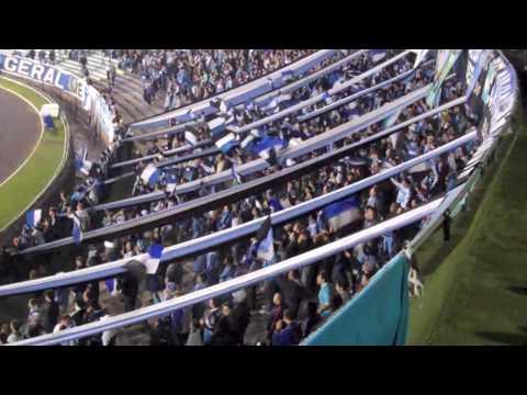 Grêmio x Náutico - Dale Grêmio, Loucura Total HD (BR 2009) - Geral do Grêmio - Grêmio