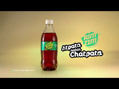 Coca-Cola-Rim Zim Jeera Soda - Atpata Nahin Chatpata