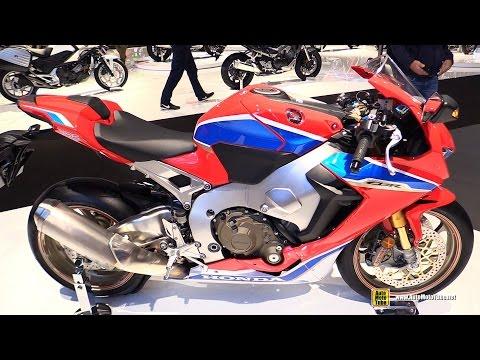 2017 Honda CBR1000RR Fireblade SP2 - Walkaround - Debut at 2016 EICMA Milan