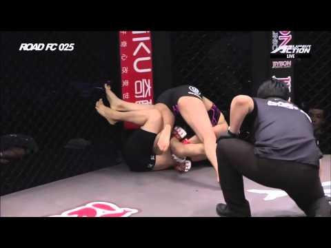 360GAME ROAD FC 025 2nd Atomweight Match
