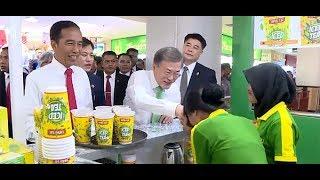 Video Mahal..., Canda Presiden Jokowi Saat Minum Teh Harga 7 Ribu Bareng Presiden Korea Selatan MP3, 3GP, MP4, WEBM, AVI, FLV November 2017