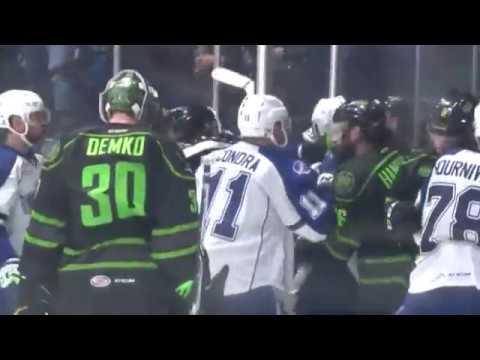 Mathieu Joseph vs Darren Archibald Jan 20, 2018