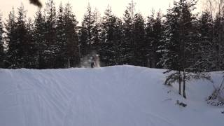 9. Aprilia SXV 5.5 Snowbike