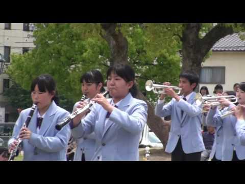 2017 ハートランド倉敷 倉敷市立南中学校 吹奏楽部