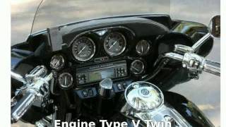 8. 2012 Harley-Davidson Electra Glide CVO Ultra Classic - Details