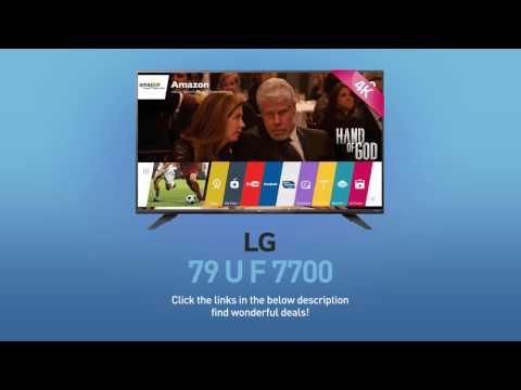 LG 79UF7700 4K UHD Smart LED TV - 79