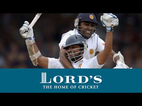 Legends of Cricket - Mahela and Kumar