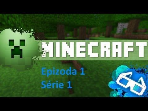 CZ LP Minecraft - Hon na draka - Díl první - Ach ty začátky