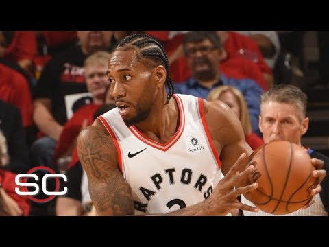 Kawhi takes over in the 4th, never takes a bad shot vs. the Bucks - Seth Greenberg | SportsCenter