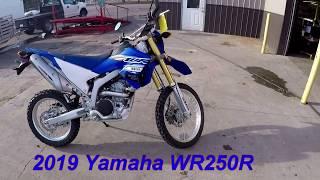 6. New Bike! 2019 Yamaha WR250R