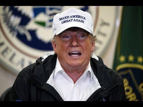 USA: Streit über Grenzmauer - Trump hält Notstand für ...