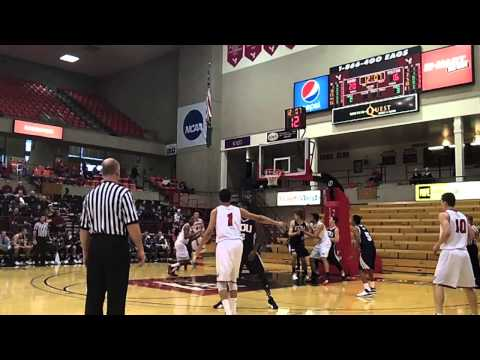 Men's Basketball Highlights vs. Eastern Oregon (Nov.30)