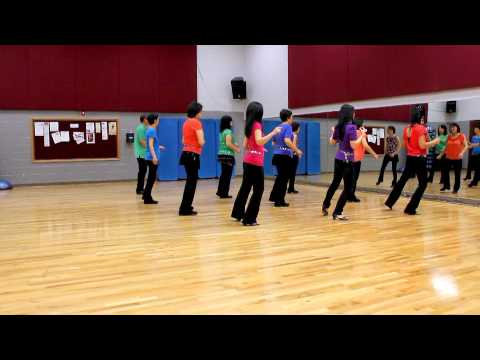Fly High – Line Dance (Dance & Teach in English & 中文)