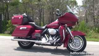 7. Used 2012 Harley Davidson Road Glide Ultra Motorcycles for sale