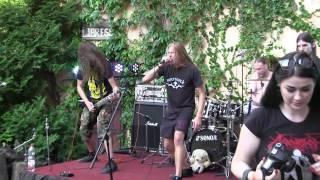 Video GAZDASGRIND -  Nenávisť  (Jašterice Metal Fest)