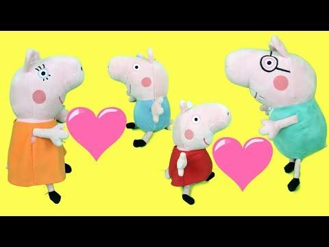 Peppa Pig en español - Episodio especial Peppa pig en español: Pepa la cerdita se prepara para San Valentin 2019