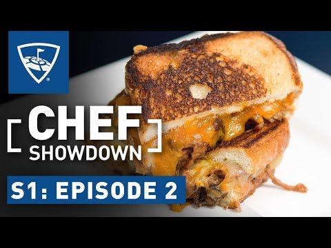 Chef Showdown | Season 1: Episode 2 | Topgolf