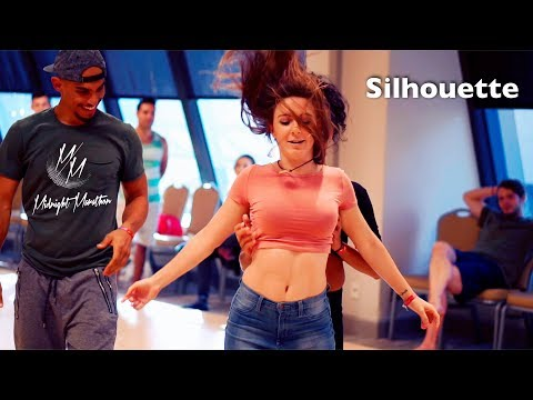 Download Aquilo - Silhouette | Midnight Marathon | Kuna Malik Hamad & Julissa & Tori Dawn | Zouk Dance MP3