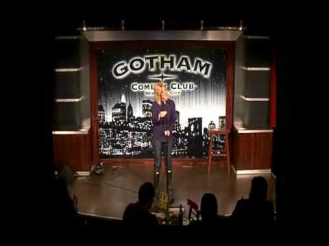 Bernadette Pauley @ Comedy Fest NYC Launch 2010