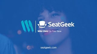 SeatGeek - Wild Child