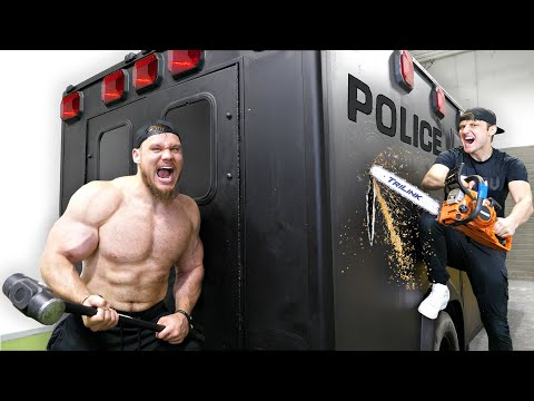 First To Break Into Armored Truck Wins $10,000