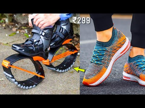7 NEW INVENTED GADGETS You Must Need at This Time ▶Lightning Fast Shoes Invention