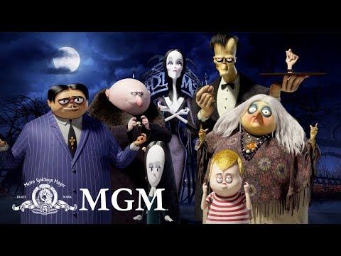 La familia Addams - Official Trailer?>