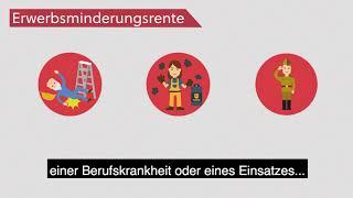Video: Informationen rund um die Erwerbsminderungsrente (UT)