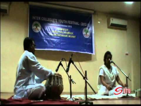 CLASSICAL VOCAL SOLO | YOUTH FESTIVAL 2012-13