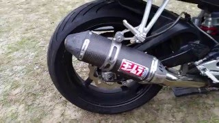 10. 2008 Yamaha YZF R6
