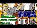 The WORST Sega Games are INNOCENT Until Proven Guilty!