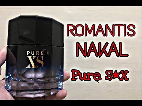PURE XS by Paco Rabanne- Parfum Review Indonesia