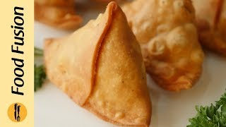 Aloo Samosa Recipe By Food Fusion (Ramzan Special Recipe)