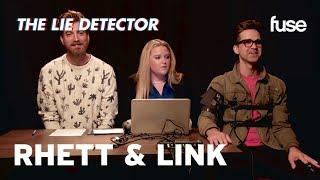 Video Rhett & Link Take A Lie Detector Test MP3, 3GP, MP4, WEBM, AVI, FLV Juni 2018