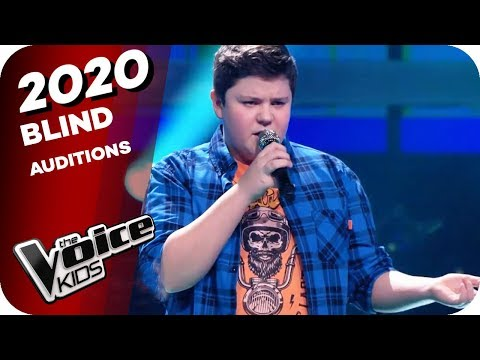 Guns 'N' Roses - Welcome To The Jungle (Marc) | The Voice Kids 2020 | Blind Auditions