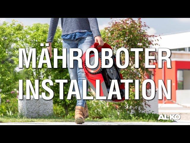 AL-KO Robotfűnyíró Robolinho 500 W 119925
