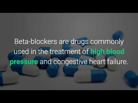 The Risk of Diabetes Medication And Beta Blockers
