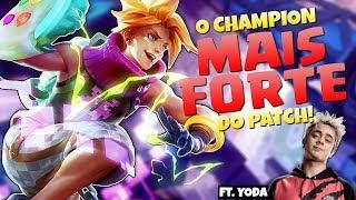 O CHAMPION MAIS FORTE DO NOVO PATCH (ft. YODA)