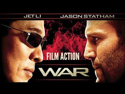FILM ACTION  ROGUE ASSASSIN [WAR] JET LI AND JASON STATHAM