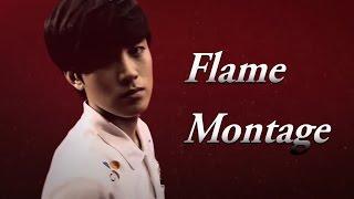 LMHT: Tuyển tập highlight của Flame – đấu sĩ đẹp trai nhất Hàn Quốc