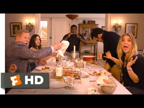 The Wedding Ringer (2015) - Brunch With the Family Scene (3/10) | Movieclips